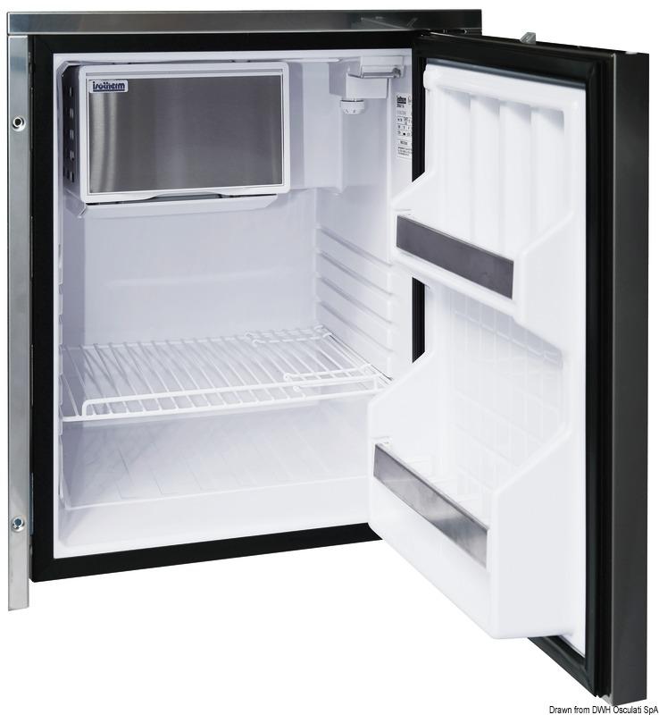 frigo isotherm cr65 inox ct. Black Bedroom Furniture Sets. Home Design Ideas