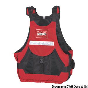 VELA-CANOA EXPEDITION buoyancy aid - 50N (EN ISO 12402-5) title=