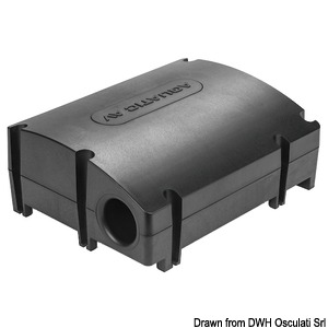 AQUATIC AV combined stereo, subwoofer and amplifier