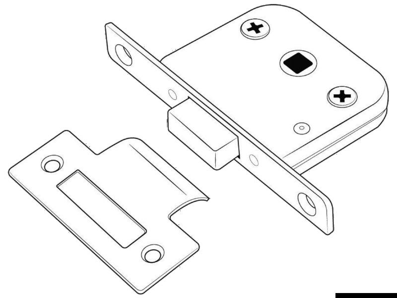 Semplice senza blocco for Planimetria semplice con dimensioni