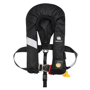Premium self-inflatable lifejacket - 300 N (EN ISO 12402-2)