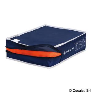 Multipurpose bag blue for 1 lifejacket