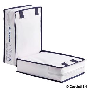 Multipurpose bag white for 2 lifejackets