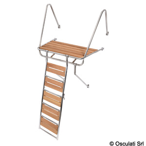 Platform – gangplank – ladder title=