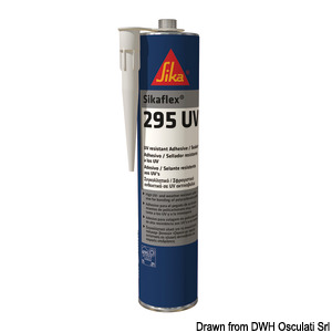 SIKAFLEX 295 UV sealing adhesive title=