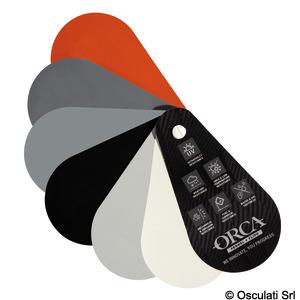 Orca 820/1050 GSA neoprene fabric grey RAL9001