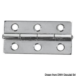 1.3-mm hinges