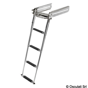 Big under-platform sliding ladder title=