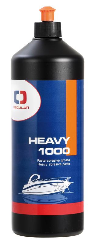 Тяжелая абразивная паста Osculati 1000 кг 1