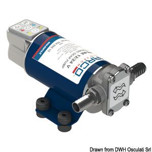 MARCO adjustable-flow reversible electric pump title=