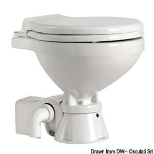 WC SILENT Space Saver - low bowl title=