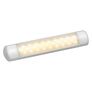 LED fluorescent light, watertight free-standing version title=