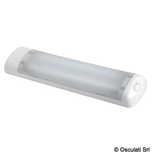 Straight overhead LED lights title=