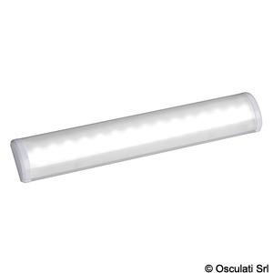 Γραμμική πλαφονιέρα με LED με μεταβλητή ισχύ title=