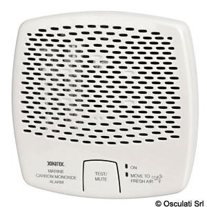 XINTEX CMD-5 carbon monoxide alarm title=