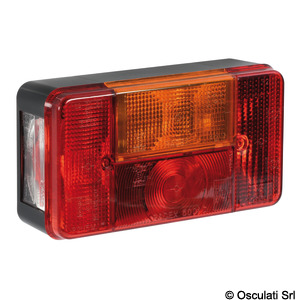 Tail lights for ELLEBÌ boat trailers title=