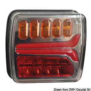 Dynamic LED rear light title=