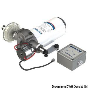 Насос высокого давления для систем водоснабжения с электронным управление MARCO title=