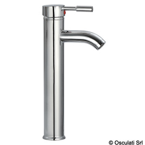 Diana sink mixer with ceramic cartridge for high column toilet sinks title=