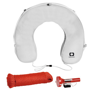 Horseshoe lifebuoy kit 22.413.02 including accessories and case title=