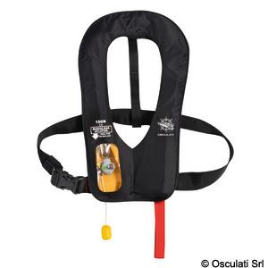 Самонадувающийся спасательный жилет Compact 150 Н (EN ISO 12402-3) title=