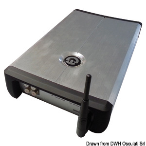 RIVIERA R904 Bluetooth stereo amplifier title=