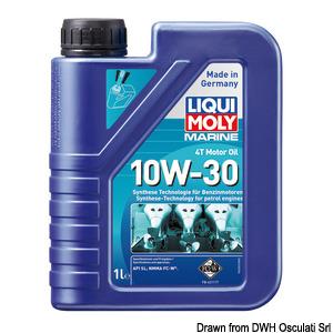 Marine 4T Motor Oil 10W-30 title=