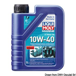 Marine 4T Motor Oil 10W-40 title=