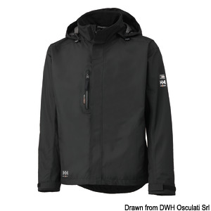 HH Haag Jacket title=