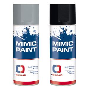 Mimic Paint spray to restore PVC/neoprene