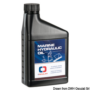 Marine Hydraulic Oil title=