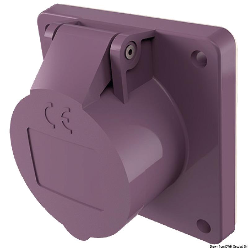 PN 16//6 PP kamlockkpl Kamlock-Giunto di Accoppiamento Spina con filettatura esterna tipo F
