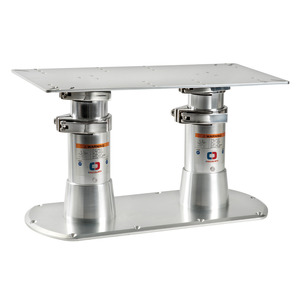 Giant Twins double table pedestal