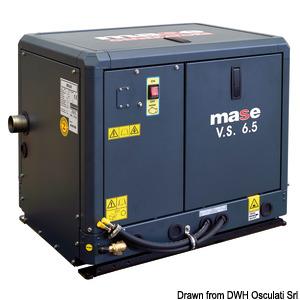 MASE generators, VS.3 line - Variable RPM title=