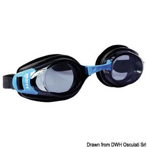 Очки для плавания MARES, модель Polinesia title=