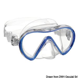 Mares silicone mask, Vento model title=