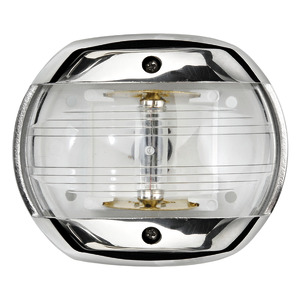 Classic 20 LED navigation light - 135° bow SS cover
