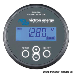 VICTRON battery monitor title=