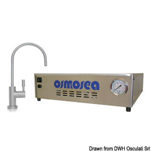 OSMOSEA  watermakers - water purifiers title=