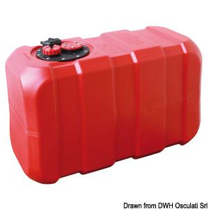 Eltex fuel tank 62 l