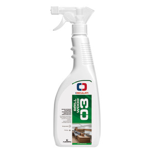Brillwood - brightening detergent for wooden surfaces title=